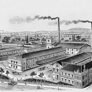 Industriegebiet Mainz Hechtsheim