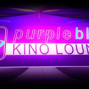 PURPLE blue Kino Mainaschaff