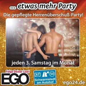 … etwas mehr Party / EGO Schwarmstedt