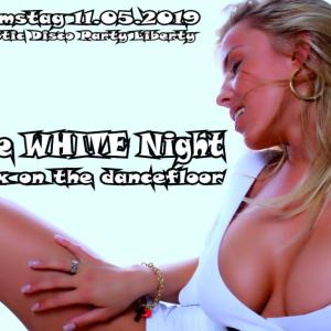 The WHITE W!LD Disco Erotic Night !