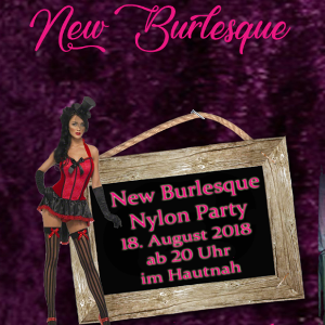 New Burlesque Party