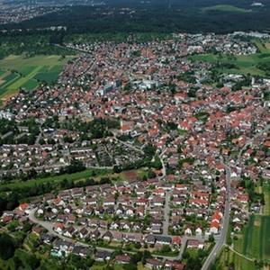 Schönaich Industriegebiet